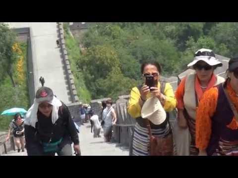 01 Sherpa Gyanak Riwu Tsenga Nekorwa group Beijing trip