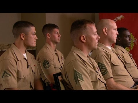 Marines Open Up About Surviving Chattanooga Shootings