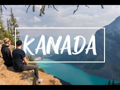 3 Wochen Kanada - AFTERMOVIE