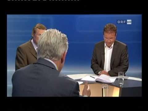 (Teil1)TV-Konfrontation Rudi Anschober vs Josef Pühringer