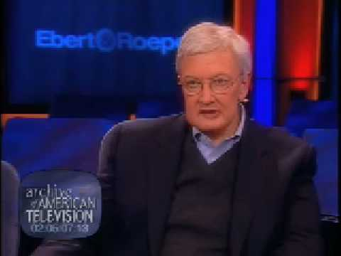 Roger Ebert on Film Criticism  EMMYTVLEGENDS.ORG