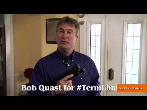 Senate Candidate Holds Gun in Shocking Ad
