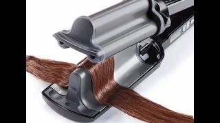 Обзор новой модели плойки для волос
