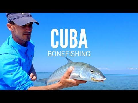 Fly Fishing Cuba for Bonefish