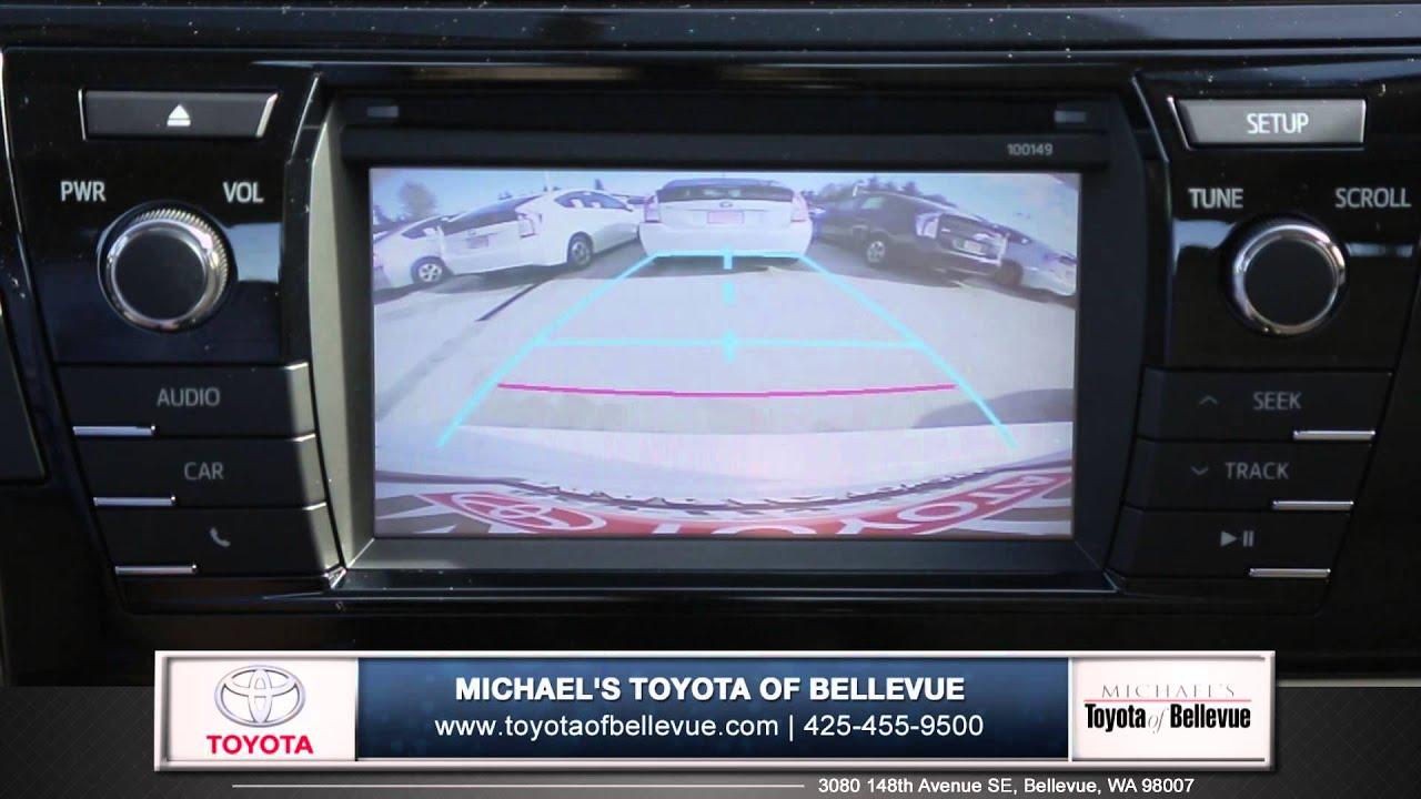 2015 Toyota Corolla Review | Toyota Of Bellevue   Toyota Dealer In Bellevue,  WA