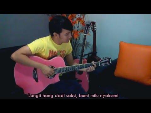 Edan Turun - Nathan Fingerstyle (Demy/Suliyana) Dangdut Banyuwangi