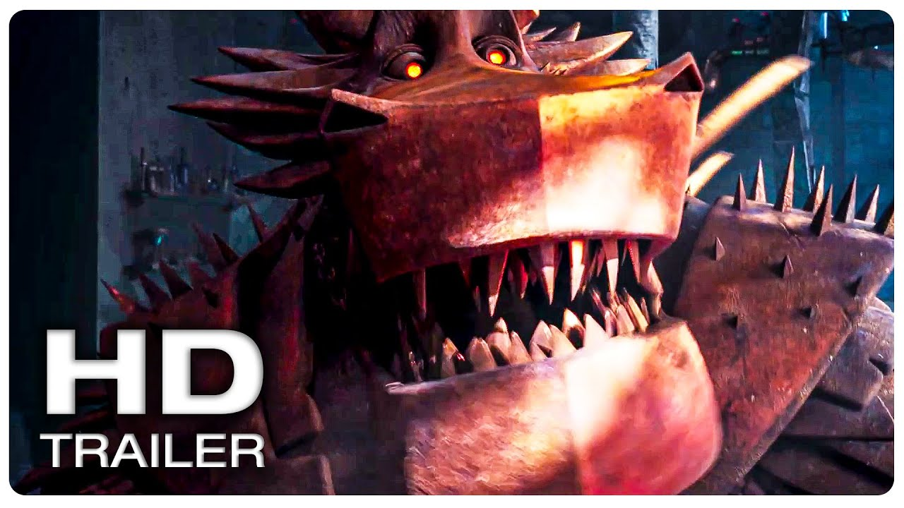DRAGON RIDER Official Trailer #1 (NEW 2021) Animated Movie HD