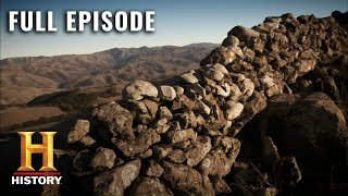 America Unearthed: Ancient Ruins Discovered in California (S3, E7) | Full Episode | History