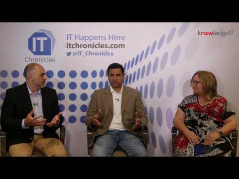 Enabling cloud services worldwide - An interview with Amit Singh ( @amitsinghatalcor ) at #Know17
