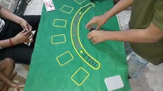 Texas Holdem set of Poker (unboxing)