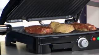 TURBO GRILL grill elektryczny rozkładany