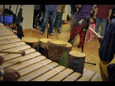 Folk Music and Dance from Burkina Faso in 360 (part 2/2)