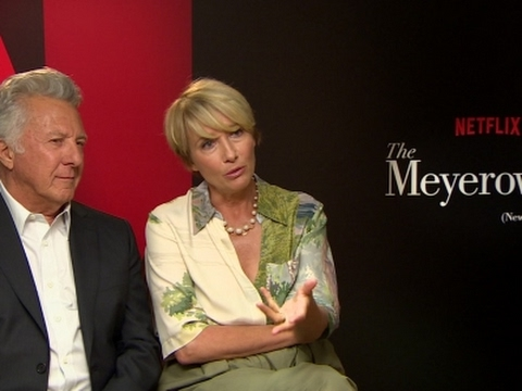 Emma Thompson doesn't shy away from conflict