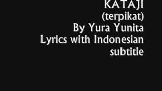 Gambar cover Kataji by Yura Yunita