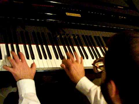 """K.K. Ragtime"" ~ played by Tom Brier @ The West Coast Ragtime Festival - 2008"