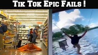 Tik Tok epic Fails !