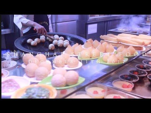 SHANGHAI STREET FOOD TOUR 😋 | VLOGMAS DAY FIVE | MaryjaneByarm