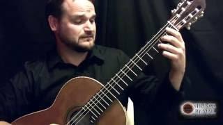 Matt Palmer plays Tango del Mar by Giuseppe Torrisi - world premiere