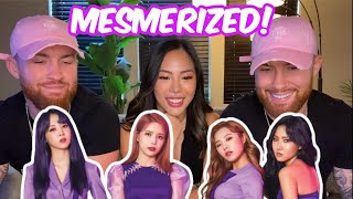 MAMAMOO IMMORTAL SONGS MEDLEY REACTION - WE WERE MESMERIZED! 😯