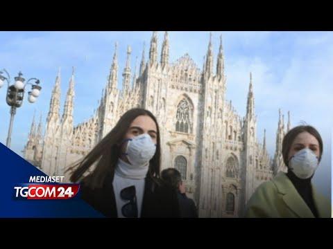 Milano 'chiusa' per il coronavirus