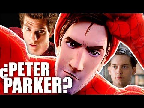 ¿Quiénes son los Peter Parker de Into The Spider-Verse?