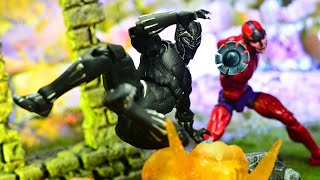 S.H. Figuarts Avengers: Infinity War Black Panther Review