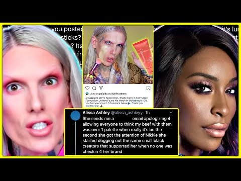 Jeffree Star CANCELS Juvia's Place, Jackie Aina SPEAKS OUT About CEO thumbnail