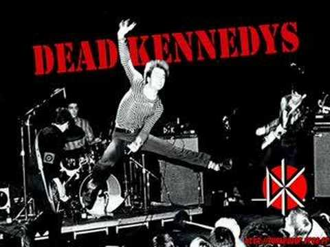 Dead Kennedys Soup Is Good Food Youtube