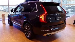 2016 Volvo XC90 Inscription and Momentum quick look