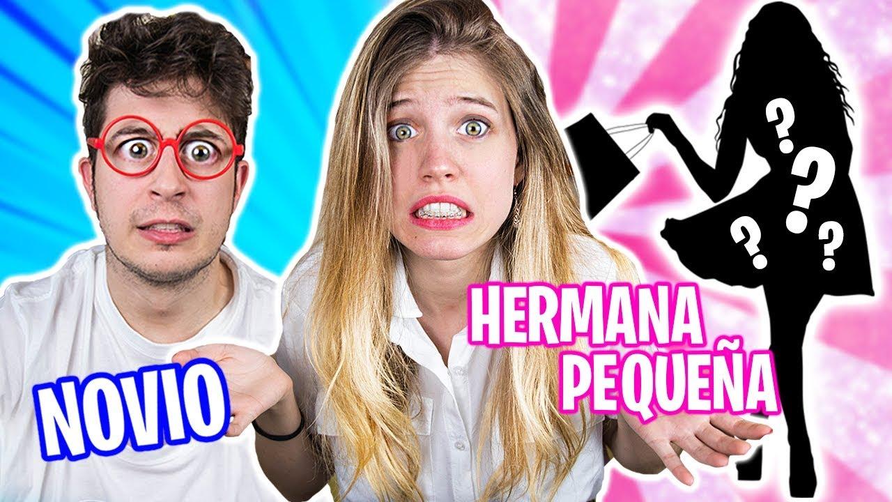 Le Cambio El Look A La Hermana De Mi Novio Cambio De Estilo Radical Reacción Laia Oli Youtube