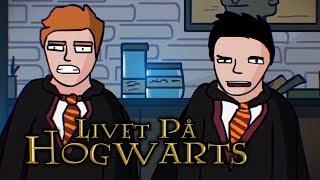 Livet på Hogwarts - tegnefilm!