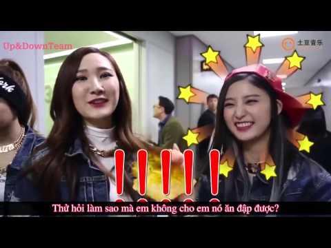 [VIETSUB] EXID - Ah Yeah @ SBS MTV The Show Interview {UP&DOWN TEAM}