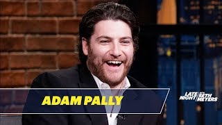 Adam Pally Punched Baby Yoda in The Mandalorian