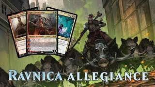 Daily Ravnica Allegiance Spoilers — January 7, 2019 | Domri, 4-CMC Wrath