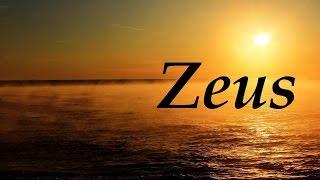 Zeus, significado y origen del nombre