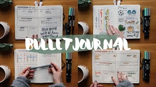 The Best Bullet Journal Spreads | Set-Up