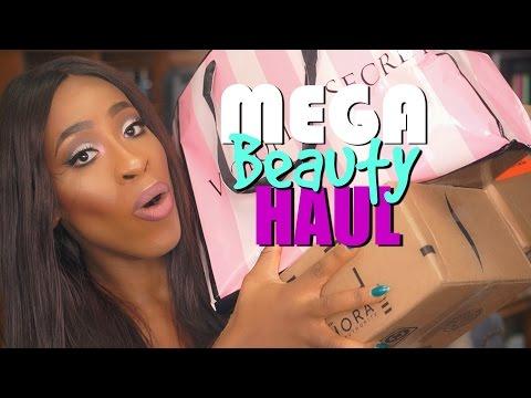 Super MEGA!! Beauty Haul Sephora, BBW, MAC, Nordstrom, Victoria's Secret + More