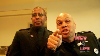 "MALIK ZULU SHABAZZ & HASHIM A NZINGA TALK NEW BLACK PANTHER PARTY ""WE PUSHING A 5 POINT PLAN"""