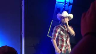 "Justin Moore ""Small Town USA"""