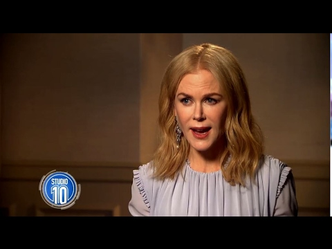 Nicole Kidman Talks 'Big Little Lies' & Career | Studio 10
