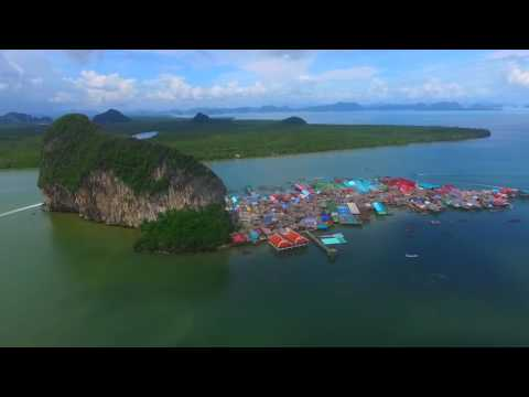 Thailand by Drone