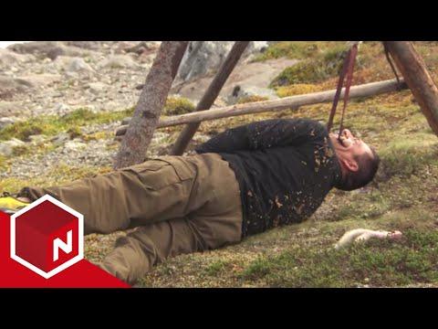 Den siste viking  Per tisser under konkurransen