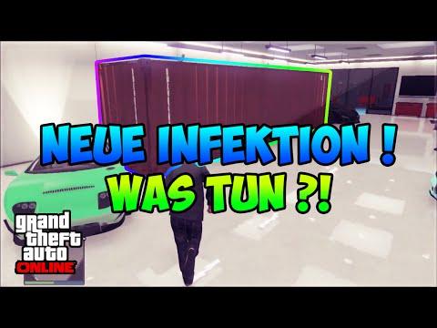 GTA 5 Online: NEUE INFEKTION ! | Container, Meteoriten und Leichenteile ganz einfach entfernen