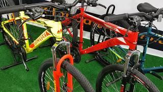 Обзор на велосипед Discovery Trek 26 DD 2019 год
