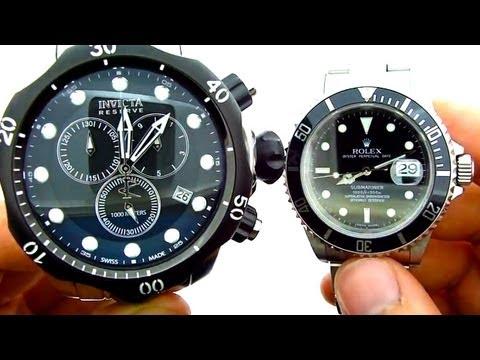 19abd78f411 Invicta Men s 0360 Reserve Collection Venom Chronograph