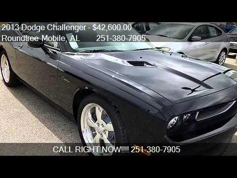 2013 Dodge Challenger R/T - for sale in Mobile, AL 36606