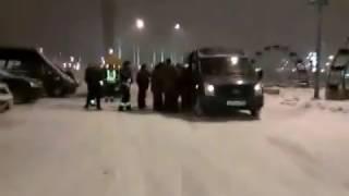 Задержание правозащитника Виталия Серуканова 11.11.16