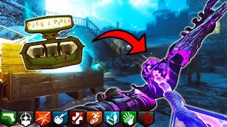 ALL GUNS  & BOWS UPGRADED SOLO EASTER EGG BOSS FIGHT CHALLENGE!