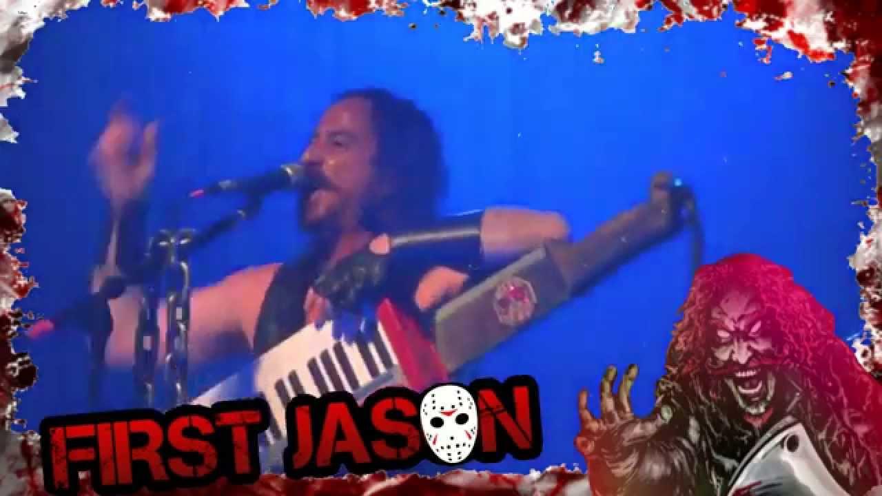 First Jason - Power From The Pain - Ari Lehman - YouTube