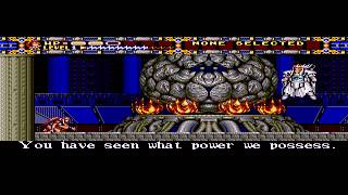 Alisia Dragoon - Vizzed.com GamePlay - User video